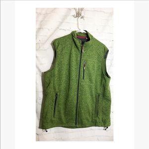 Orvis• green men's vest